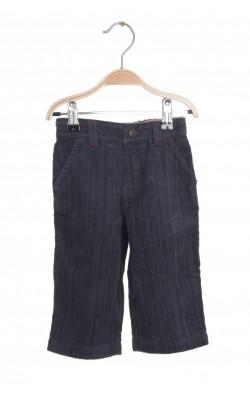 Pantaloni Bily&Elli, velur, 12 luni