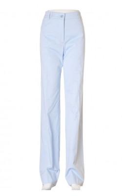 Pantaloni amestec bumbac Birgitta, croi drept, marime 38