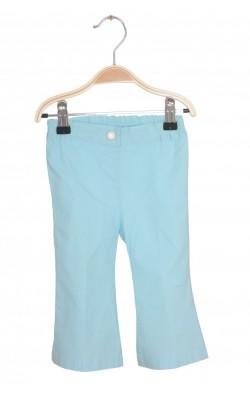 Pantaloni bleu Benetton, 12 luni