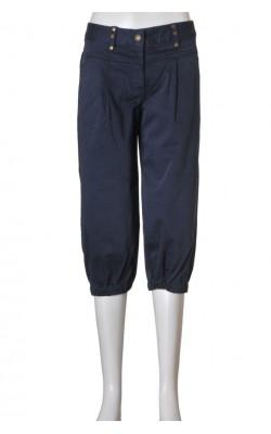 Pantaloni bleumarin Vila, marime 38