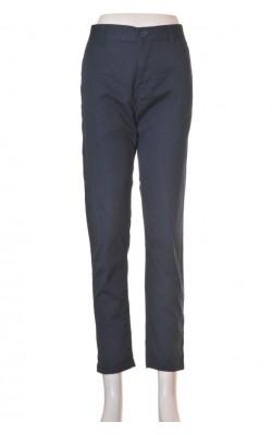 Pantaloni bleumarin Weekday, marime 40
