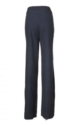 Pantaloni bleumarin wide leg Noa Noa, marime L