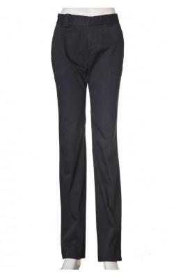 Pantaloni bleumarin Zara, marime 38