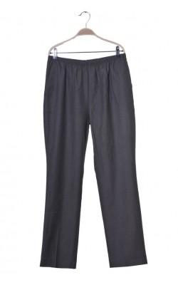 Pantaloni Brandtex, amestec lana, marime 44
