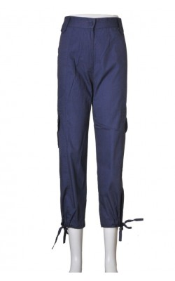 Pantaloni bumbac Ashild, marime 48