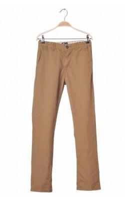 Pantaloni bumbac Cubus, talie ajustabila, 12 ani