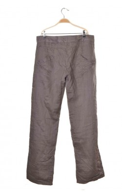 Pantaloni bumbac dama Et Compagnie, marime 44