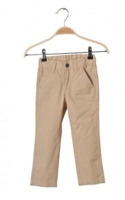 Pantaloni bumbac Polarn O.Pyret, talie ajustabila, 3 ani