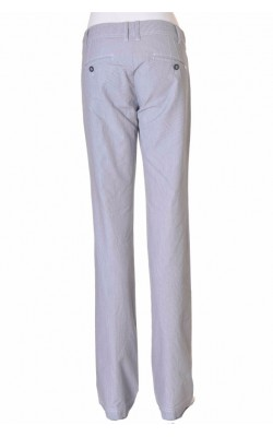 Pantaloni bumbac subtire Mango, marime 36