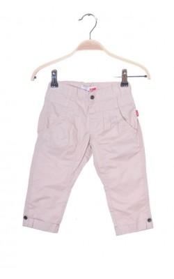 Pantaloni bumbac subtire Name It, talie ajustabila, 1.5-2 ani