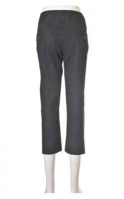 Pantaloni bumbac texturat H&M, marime L
