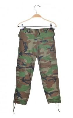 Pantaloni camuflaj baieti, 6-7 ani