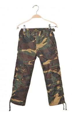 Pantaloni camuflaj Beaver Lake, captusiti, 6-7 ani