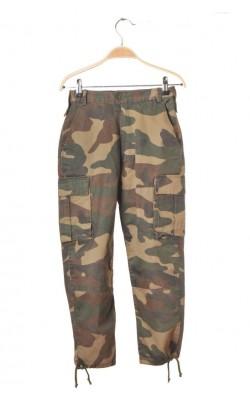 Pantaloni camuflaj Wild Sub, 9-10 ani