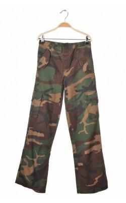 Pantaloni camuflaj Young Code, 14 ani