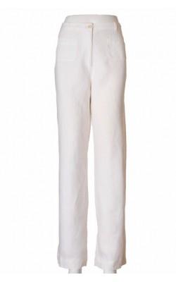 Pantaloni albi de in J.Jill, marime M