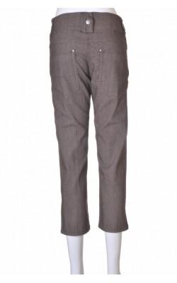 Pantaloni capri denim stretch Kappahl, marime 36