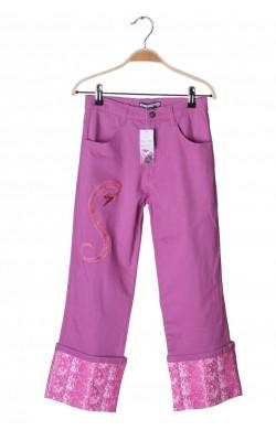Pantaloni capri din denim stretch Claire, 14 ani