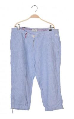 Pantaloni capri Jean Paul, panza de in, marime 46
