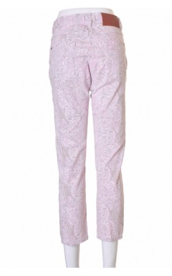 Pantaloni capri print floral Soulmate, marime 38