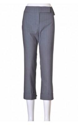 Pantaloni capri stofa gri New York&Company, marime 42