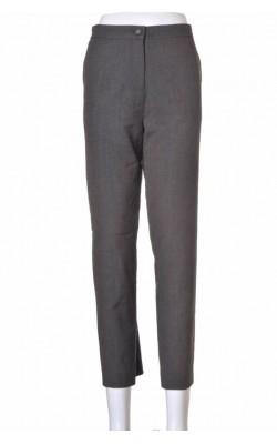 Pantaloni capri Support, stofa amestec lana, marime 42