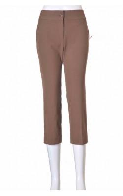 Pantaloni capri Talbots, stofa vascoza, marime 36