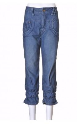 Pantaloni capri Vila, marime 38