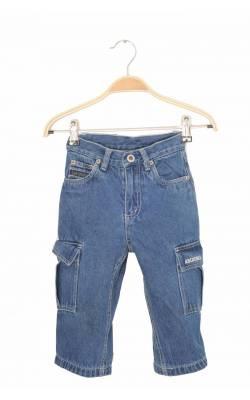 Pantaloni captusiti din denim Arizona, 2 ani