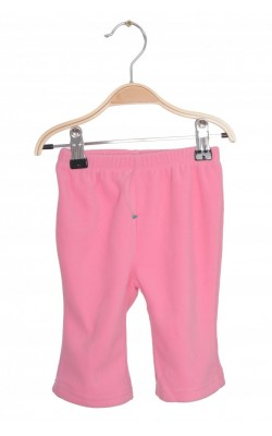 Pantaloni Carter's, fleece roz, 3 luni