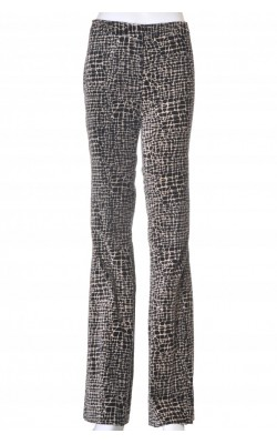 Pantaloni catifea animal print Kenneth Cole, marime 38