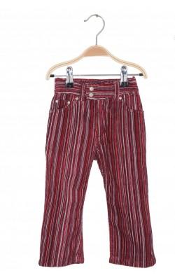 Pantaloni catifea reiata H&M, 1.5-2 ani