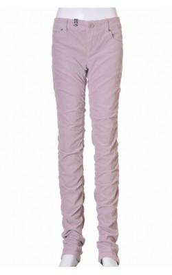 Pantaloni catifea stretch Sisley, marime 36