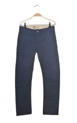 Pantaloni chino Cubus, talie ajustabila, 11-12 ani