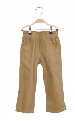 Pantaloni Circo, velur, 3 ani