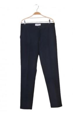 Pantaloni croi fit Hampton Republic, talie ajustabila, 13 ani