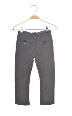 Pantaloni cu bretele Cubus, talie ajustabila, 4-5 ani