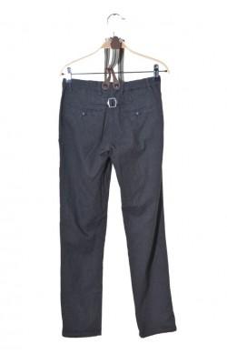 Pantaloni cu bretele Lindex, talie ajustabila, 10-11 ani