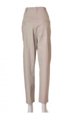 Pantaloni cu talie inalta Lindex, pana la glezna, marime 44