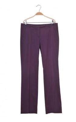Pantaloni culoare vanata Sisley, marime 40