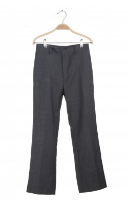 Pantaloni Dal Lago, stofa lana, 13 ani