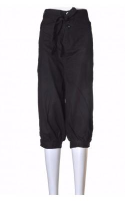 Pantaloni de in capri Paprika, tur lasat, marime 42