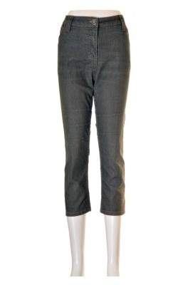 Pantaloni denim gri Xlnt by Kappahl, marime 48