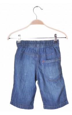 Pantaloni denim H&M shorts, 4-5 ani