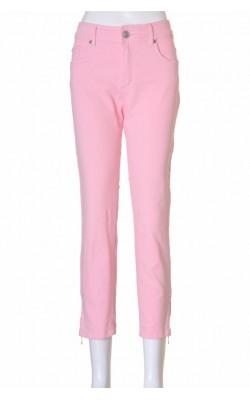 Pantaloni denim roz stretch Kappahl, marime M