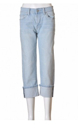 Pantaloni denim stretch Skill Mill, marime 36