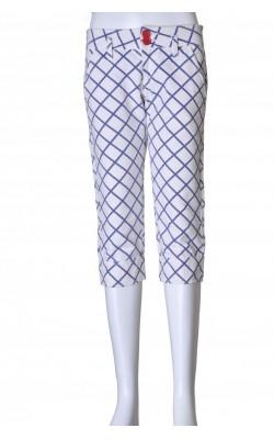 Pantaloni din bumbac Fornarina, marime 34