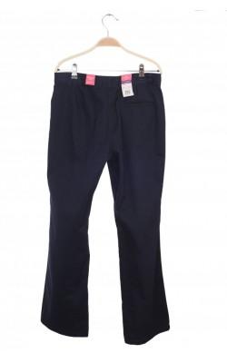 Pantaloni negri talie ajustabila Dockers', 14-15 ani