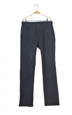 Pantaloni drepti Bison, talie normala, marime 40
