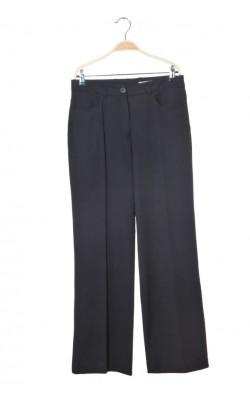 Pantaloni drepti cu talie inalta Lindex, stretch, marime 40